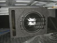 Установка сабвуфера JBL GT5-12 в Ford Mondeo 4 (Mk IV)