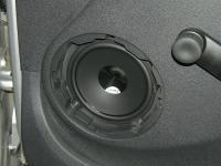 Установка акустики Hertz DSK 130.3 в Renault Duster