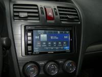 Фотография установки магнитолы Alpine INE-W970BT в Subaru Forester (SJ)