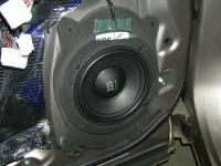 Установка акустики Morel Virtus 602 в Subaru Forester (SJ)