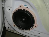 Установка акустики Morel Tempo Coax 6 в Chevrolet Orlando