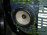 Установка акустики Focal Performance PS 165 FX в SsangYong Kyron