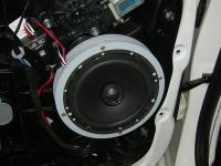 Установка акустики Morel Tempo Coax 6 в KIA Cerato III (YD)