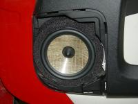 Установка акустики Focal Performance PS 165 FX в Citroen Jumper