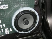 Установка акустики Focal Performance PC 165 в Honda CR-V (IV)