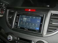 Фотография установки магнитолы Alpine INE-W970BT в Honda CR-V (IV)