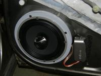 Установка акустики Audison AV X6.5 в Honda Civic 5D