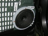Установка акустики Hertz EV 165L.5 в Suzuki Grand Vitara