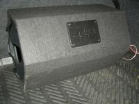 Установка сабвуфера Sony XS-GTX121LT в Mazda 3 (II)