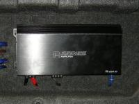Установка усилителя Audio System R 1250.1 D в Mazda 6 (I)