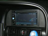 Фотография установки магнитолы Alpine IVE-W530BT в Chevrolet Rezzo