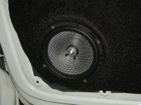Установка акустики Focal Access 165 AS в Citroen Berlingo