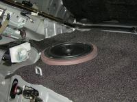 Установка акустики Morel Tempo Coax 6 в Honda Civic 4D