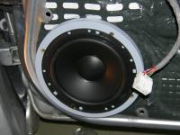 Установка акустики Morel Tempo 6 в Honda Civic 4D