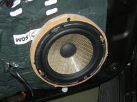 Установка акустики Focal Performance PS 165 F в Mitsubishi Pajero IV