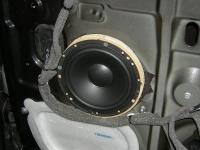 Установка акустики Morel Tempo 6 в Renault Megane 3