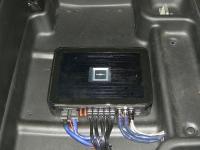 Установка усилителя Alpine PDX-V9 в UAZ Patriot