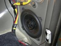 Установка акустики Morel Maximo Coax 5 в Suzuki Jimny