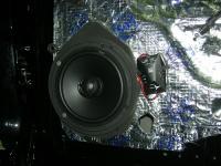 Установка акустики Morel Tempo Coax 6 в Chevrolet Tahoe III