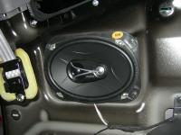 Установка акустики Hertz ECX 690.5 в SsangYong Stavic