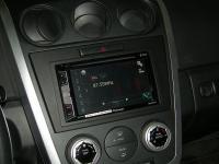 Фотография установки магнитолы Pioneer AVH-X2700BT в Mazda CX-7