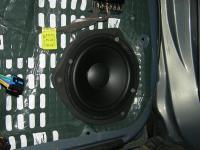 Установка акустики Morel Tempo 6 в Opel Antara