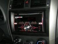 Фотография установки магнитолы Pioneer FH-X720BT в Toyota Corolla X