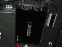 Установка усилителя Audio System CO 65.4 в Citroen C4