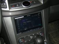 Фотография установки магнитолы Pioneer AVH-X8600BT в Chevrolet Captiva