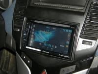 Фотография установки магнитолы Pioneer AVH-X2600BT в Chevrolet Cruze