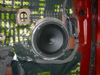 Установка акустики Audison Prima APK 165 в Renault Megane 3