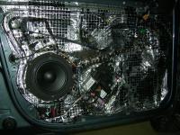 Установка акустики Morel Tempo 6 в Skoda Octavia (A5)