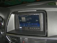 Фотография установки магнитолы Alpine ICS-X7 в Mazda 6 (III)