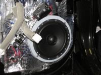 Установка акустики Morel Tempo Coax 6 в Nissan Juke