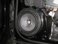 Установка акустики Focal Access 165 AS в Audi A4 (B7)