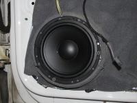 Установка акустики Morel Tempo 6 в Volkswagen Golf