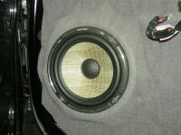 Установка акустики Focal Performance PS 165 F в Mitsubishi Outlander III