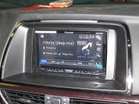 Фотография установки магнитолы Pioneer AVH-X8600BT в Mazda 6 (III)