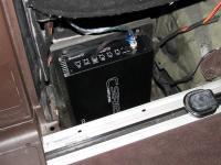 Установка усилителя Audio System CO 650.1 в BMW X5 (E70)