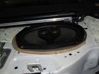 Установка акустики MTX T6C693 в Toyota Camry V50