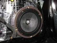 Установка акустики Focal Access 165 AS в Opel Antara