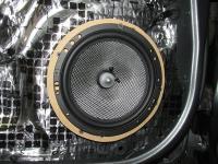 Установка акустики Focal Access 165 AS в Nissan Maxima