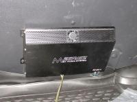 Установка усилителя Audio System M 80.4 в Lada Niva