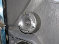 Установка акустики Swat SP PRO-40 в Toyota Carina