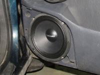 Установка акустики Swat SP PRO-65 в Toyota Carina