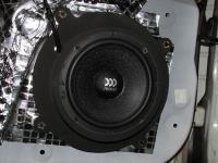 Установка акустики Morel Maximo 6 в Mazda CX-5