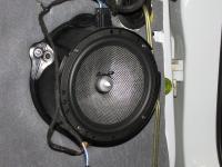 Установка акустики Focal Access 165 AS в Audi Q7