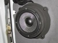 Установка акустики Focal Access 165 AS3 в Audi Q7