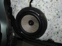 Установка акустики Focal Performance PS 165 FX в Subaru XV