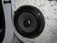 Установка акустики Focal Performance PC 165 в Nissan Teana (L33)